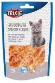 Допълваща храна за бебета котки  във формата на ленти   с сьомга и пиле - 42754