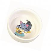 Керамична купа за коте - 4009