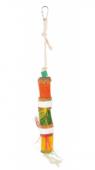 Естествена играчка с въже от сезал   - 58987