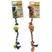 Игр. Тенис топка с въже  - C6098740