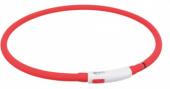 Нашийник Светещ USB  - 12643