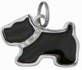 Адресник куче -  3,5 × 2,5 cm - 22761