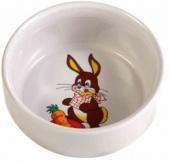 Керамична купа за зайче - 6062